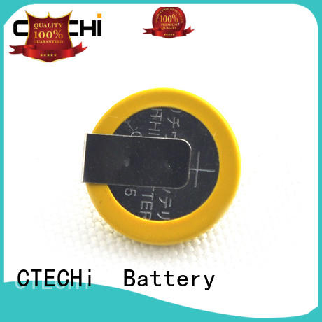 CTECHi miniature lithium button batteries personalized for laptop