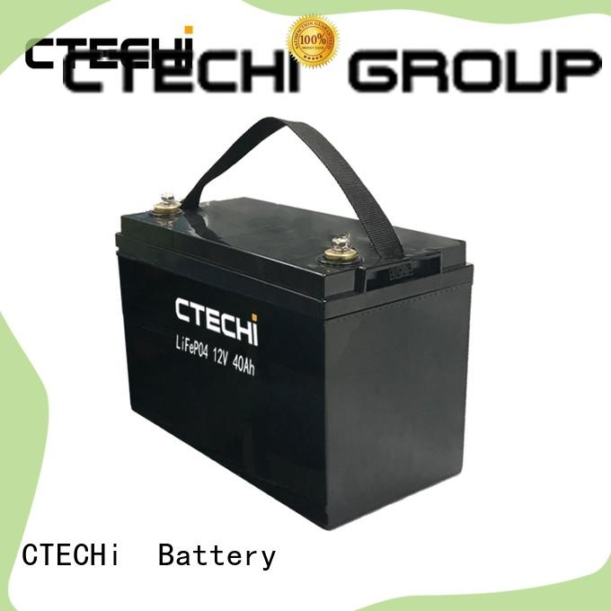 rechargeable lifepo4 battery pack personalized for backup power