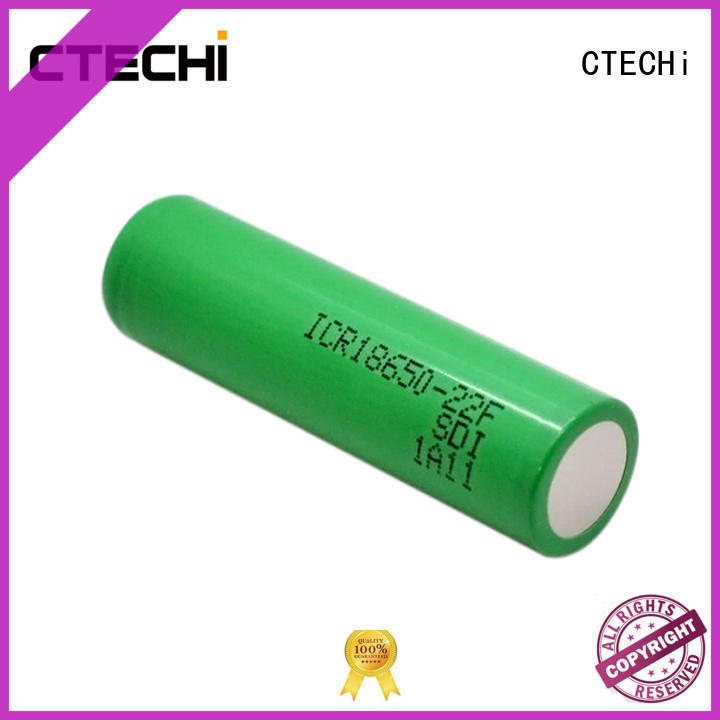 3.6v samsung 18650 battery supplier for robots CTECHi
