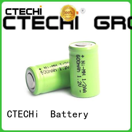 CTECHi harmless ni-mh battery supplier for portable speaker