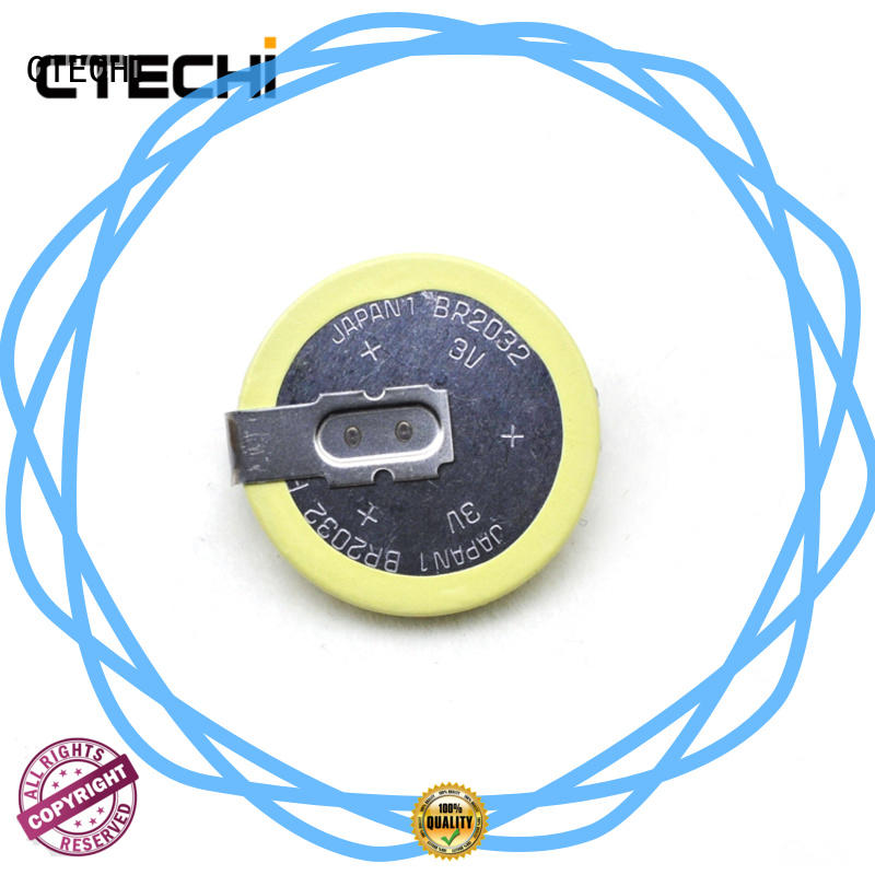 CTECHi button primary lithium ion battery BRC for computer motherboards