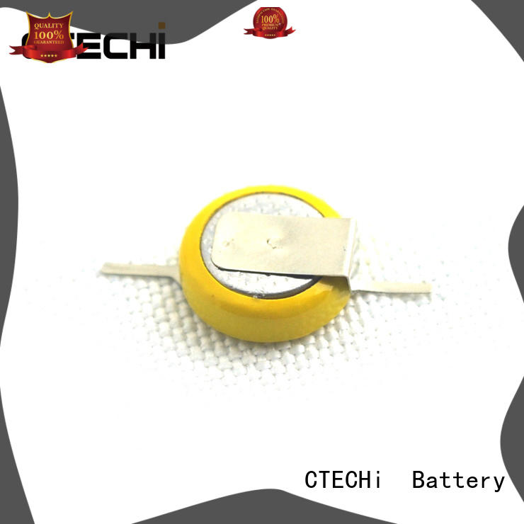 electric lithium button cell batteries personalized for watch CTECHi