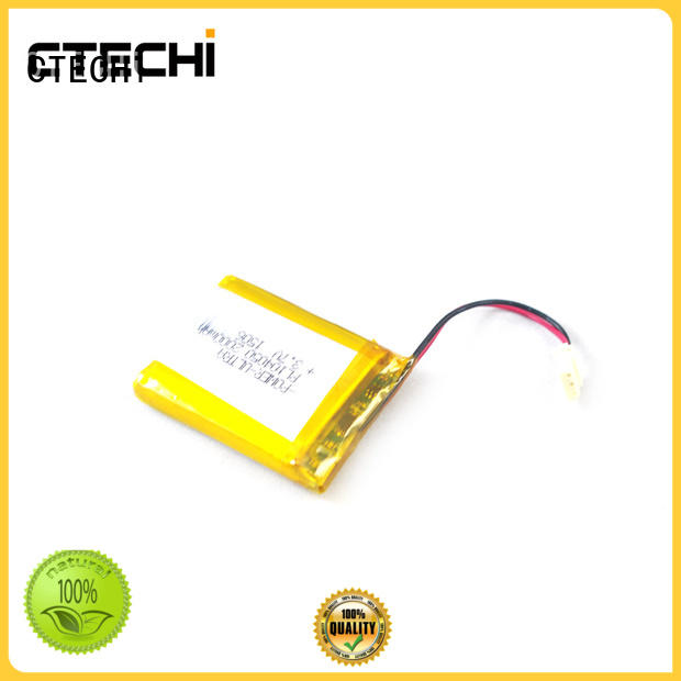 CTECHi 37v lithium polymer battery 12v customized for phone