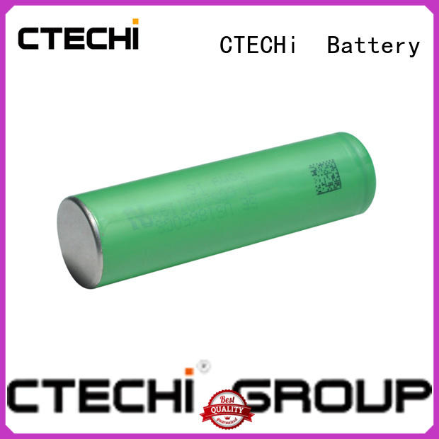 CTECHi 2200mAh sony lithium battery design for flashlight