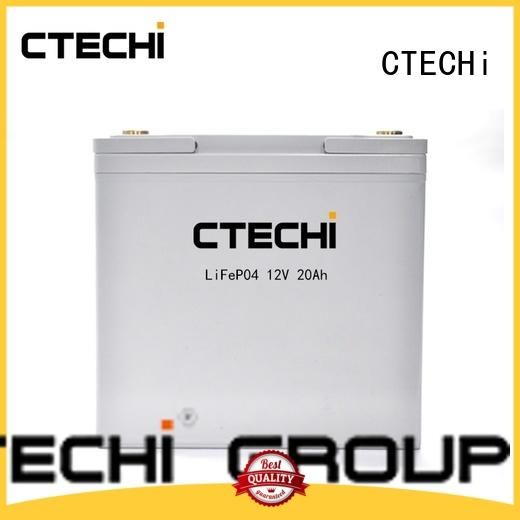 CTECHi lithium battery pack customized for small electric vehicles