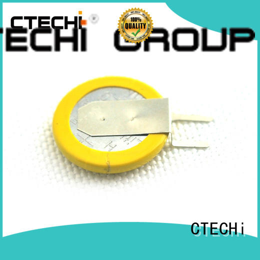 high capacity coin cell battery service for camera CTECHi