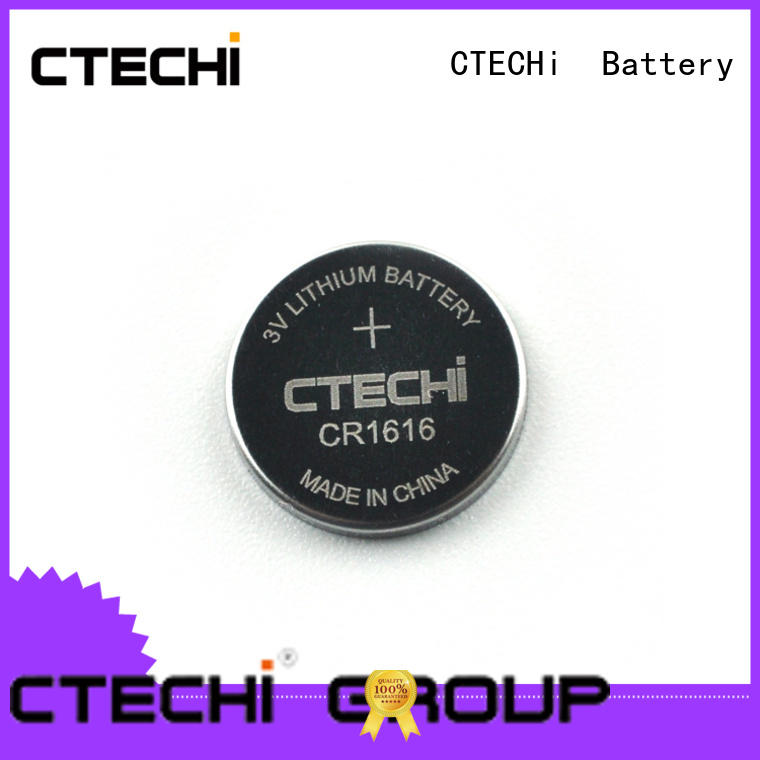 CTECHi cr battery customized for instrument