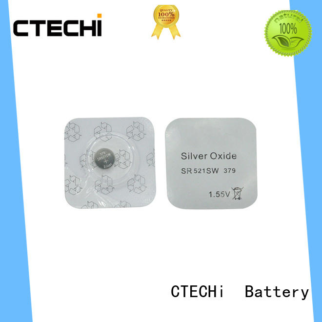 miniature sliver oxide battery wholesale for watch