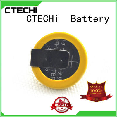 primary button cell personalized for instrument