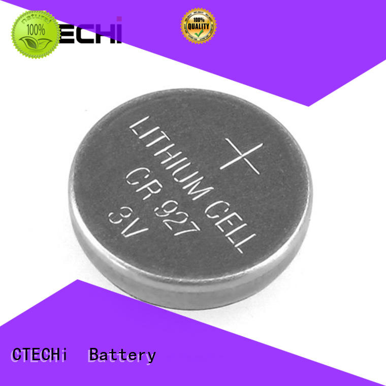 CTECHi miniature button coin cell battery cell for camera