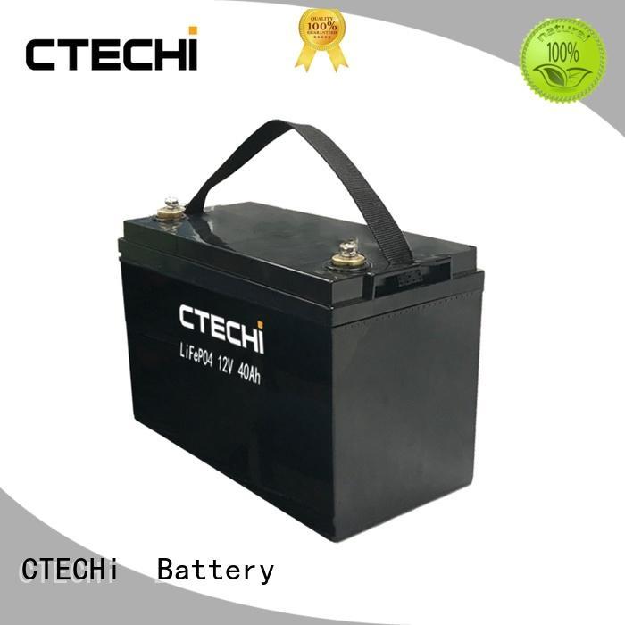 energy storage LiFePO4 battery pack 12V 40Ah