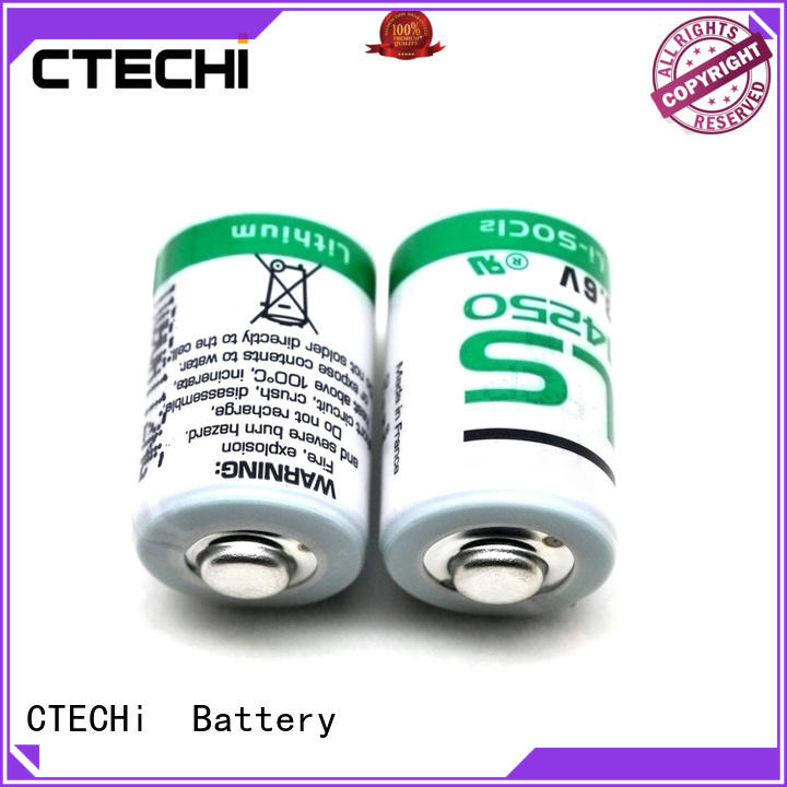saft lithium batterie widely used for aerospace CTECHi