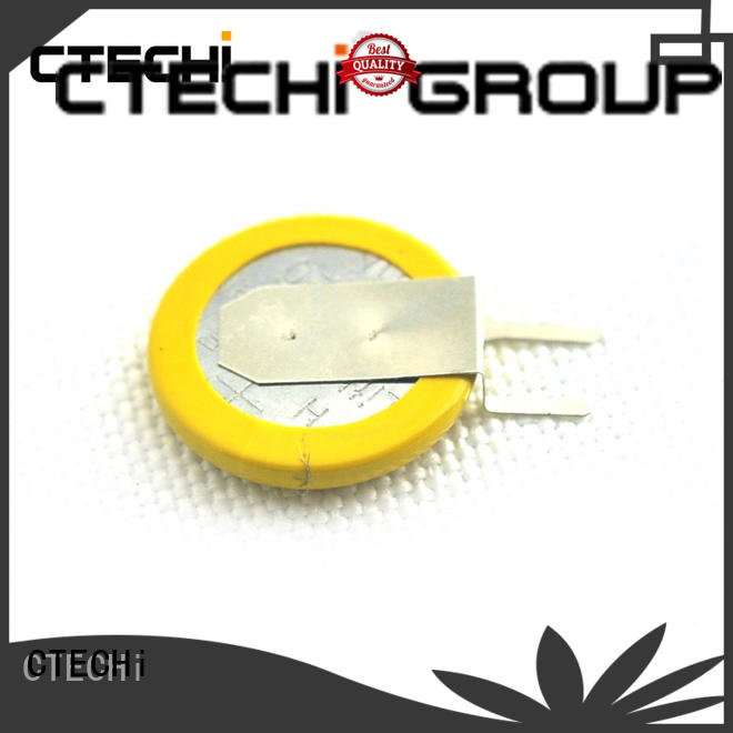 Quality CTECHi Brand button batteries for sale power lithium