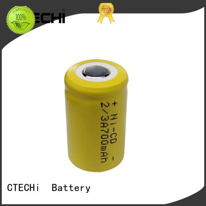CTECHi nickel-cadmium battery manufacturer for emergency lighting
