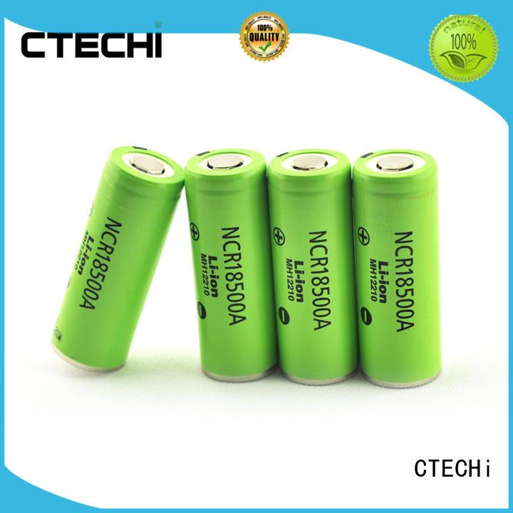 performance panasonic lithium battery customized for flashlight
