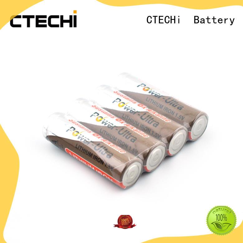 Li-FeS2 1.5V AA SIZE battery 2900mAh