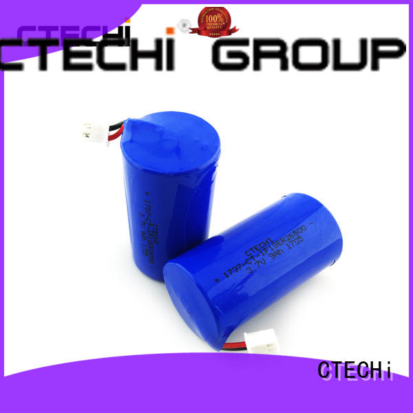 CTECHi clock wholesale lithium batteries manufacturer for electronic products