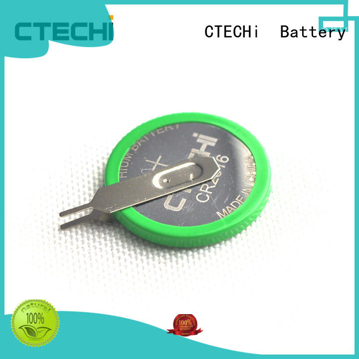 CTECHi lithium coin cell supplier for instrument