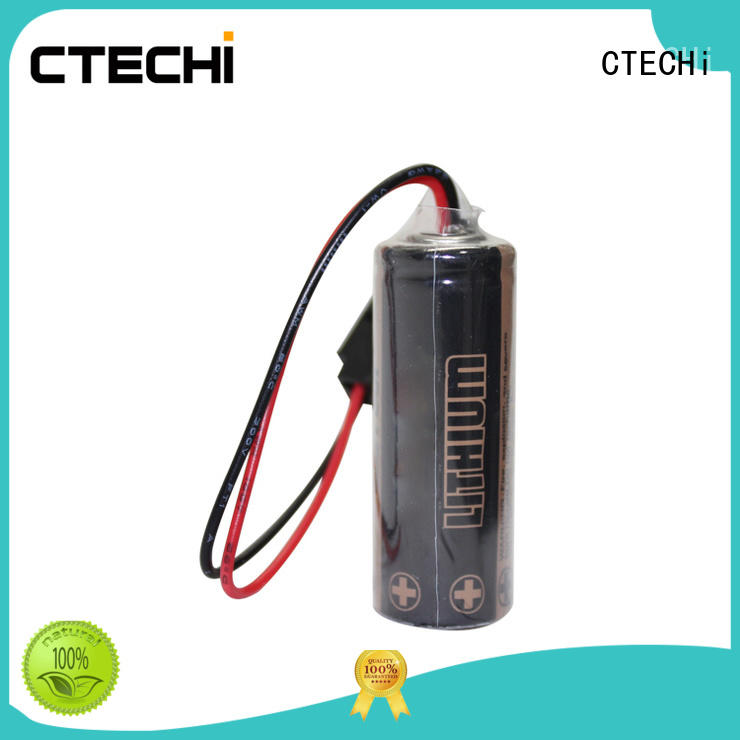CTECHi high quality fdk lithium battery personalized for automotive electronics