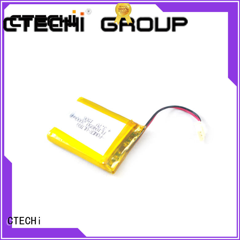smart lithium polymer battery personalized for electronics device