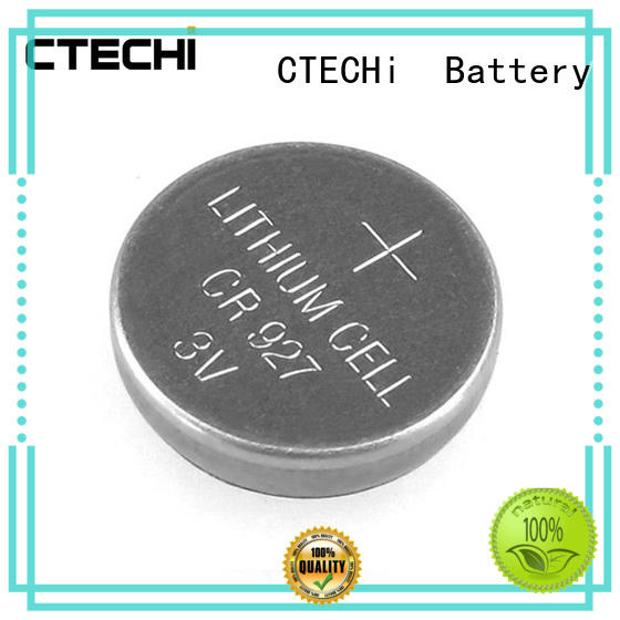 CTECHi coin cell battery customized for camera