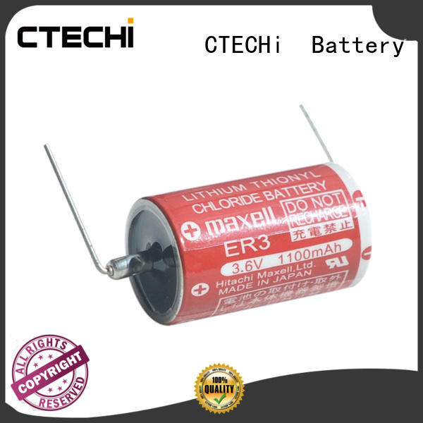 36v not rechargeable battery long duration for smart meter CTECHi