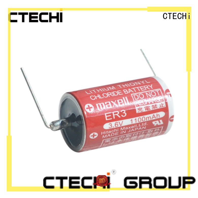 durable maxell lithium battery factory for electric meter