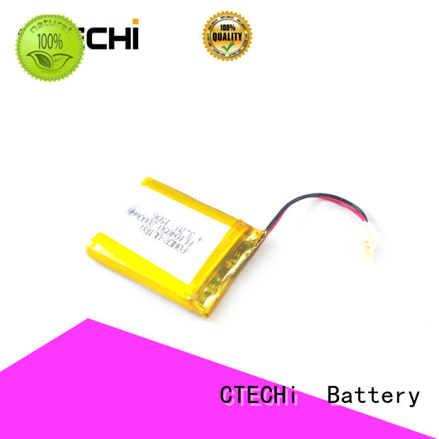 smart lithium polymer battery life supplier for smartphone