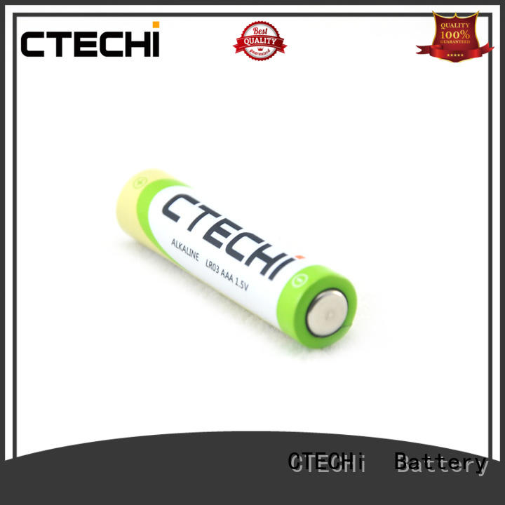 long cycle life aaa alkaline battery series for digital products