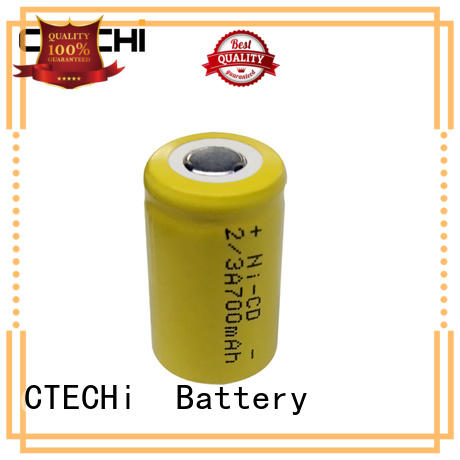 CTECHi 1.2v ni-cd battery factory for payment terminals