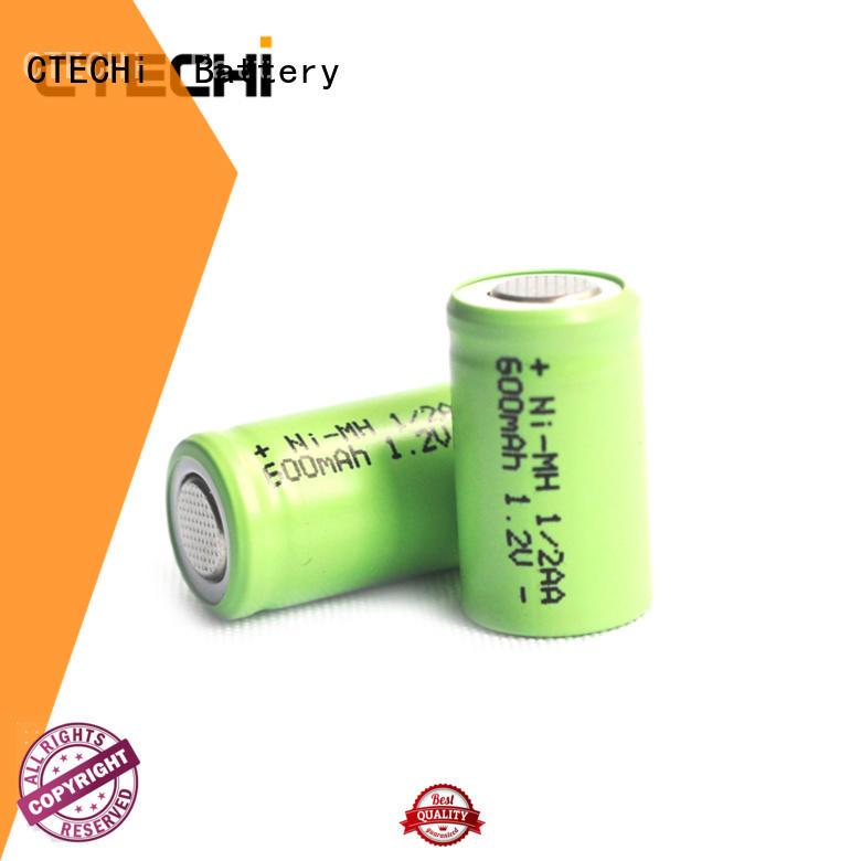 nimh batterie 1/2aa size for portable speaker CTECHi