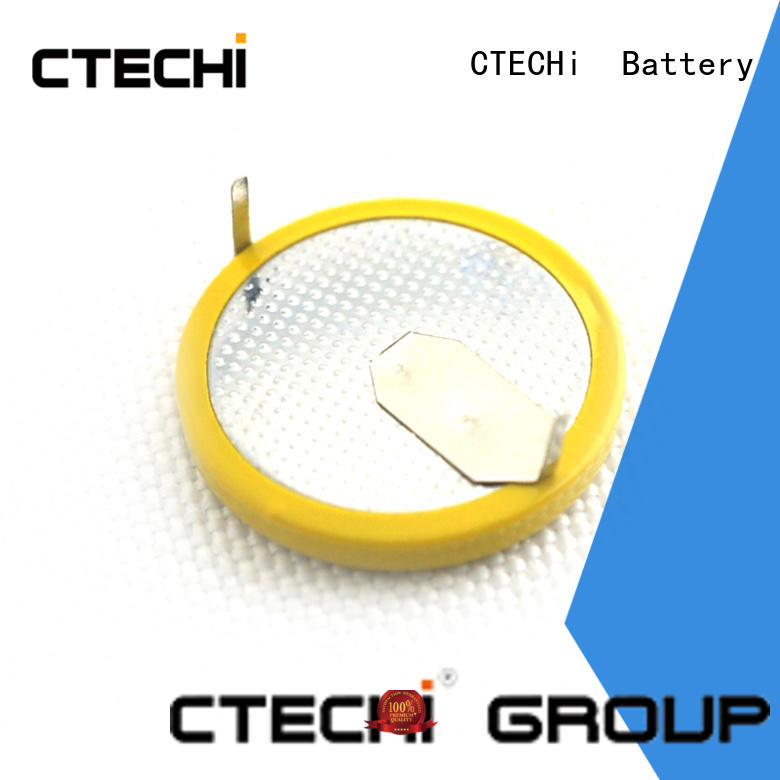 CTECHi button cell series for instrument