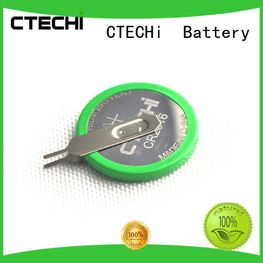 3v button cell battery series for camera CTECHi