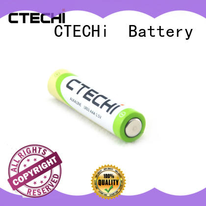 CTECHi multipurpose aaa alkaline battery series for electronic products