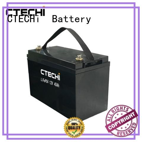 CTECHi electronic high power battery pack lifepo4 for energy storage