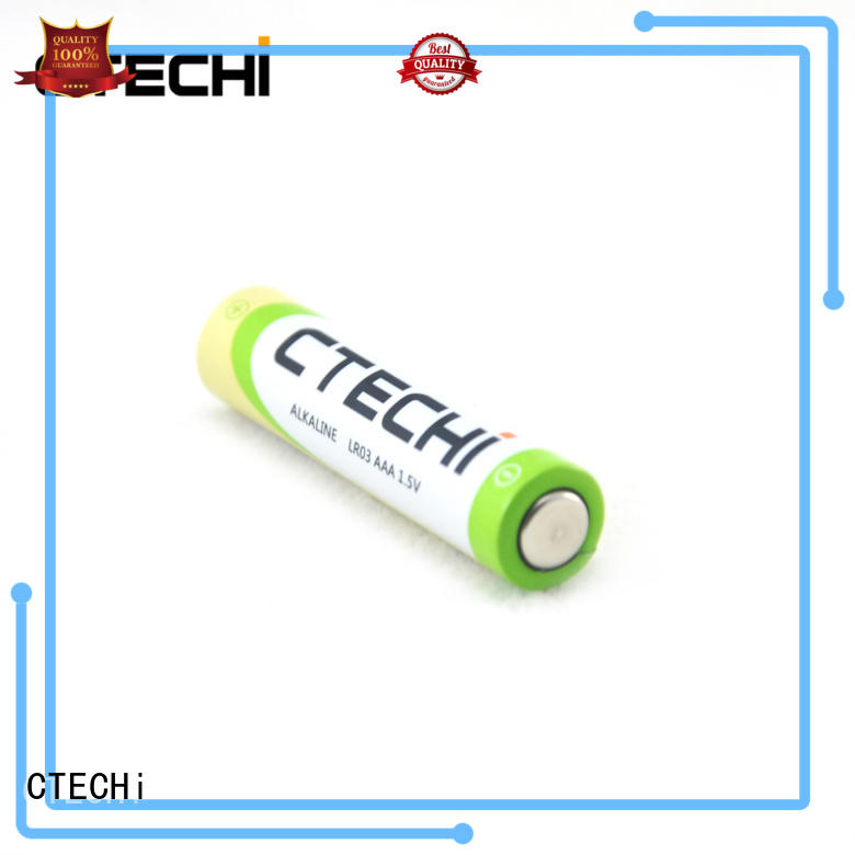 special rechargeable alkaline battery wholesale for electronic products CTECHi