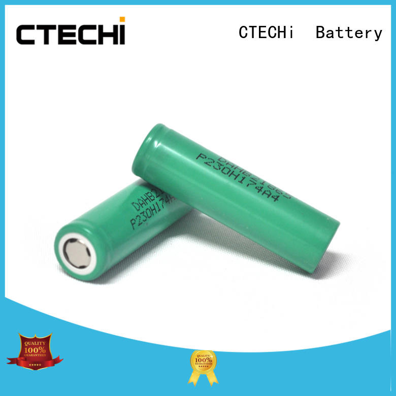 durable lg lithium battery customized for robots