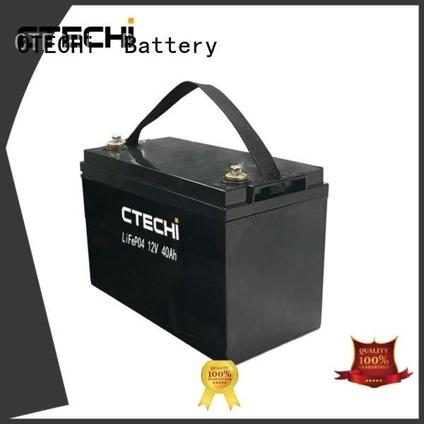 CTECHi multifunctional camping battery pack customized for backup power