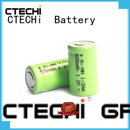 CTECHi 1.2v ni-mh rechargeable battery customized for lamp