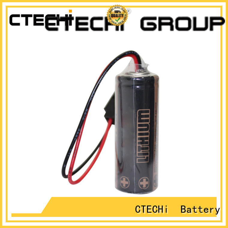 tablet fdk battery customized for fire alarms CTECHi
