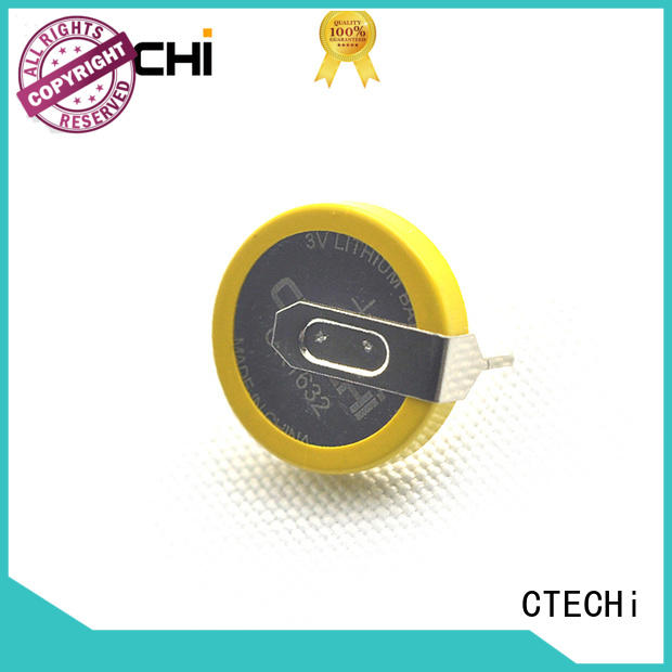 CTECHi coin cell personalized for camera