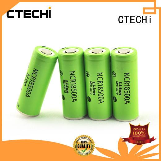 high performance Panasonic NCR18650A lithium battery 3.6V