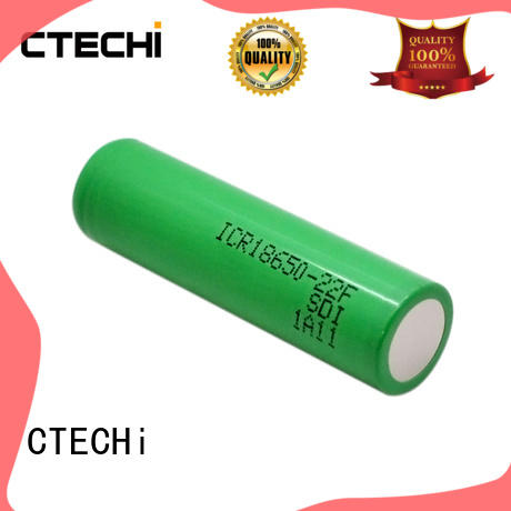 CTECHi high capacity samsung 18650 lithium battery supplier for robots