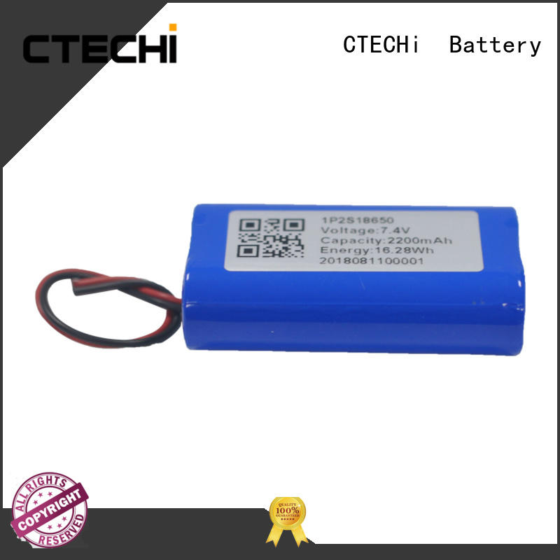 CTECHi durable lithium ion rechargeable battery wholesale for camera