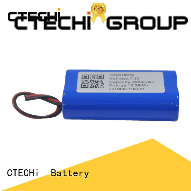 high quality outdoor battery pack supplier for drones CTECHi